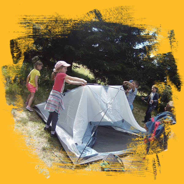 Letnji kamp - Stara planina