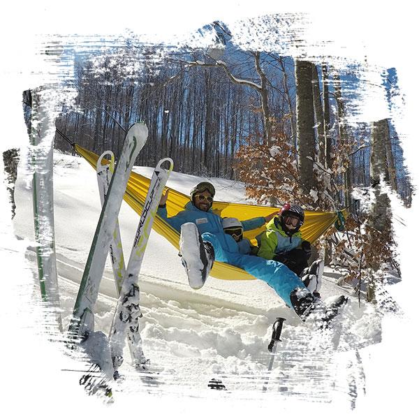 Zimski SKI kamp